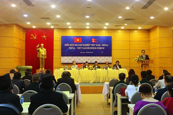 越南和尼泊尔贸易投资合作潜力仍然巨大 - ảnh 1