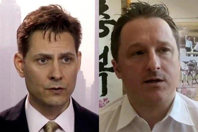 加拿大要求中国释放两名在华被拘加公民 - ảnh 1