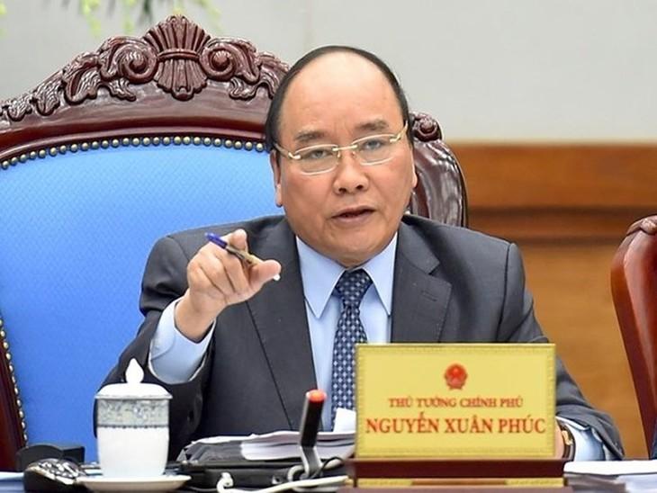 越南政府总理就可持续发展发出指示 - ảnh 1