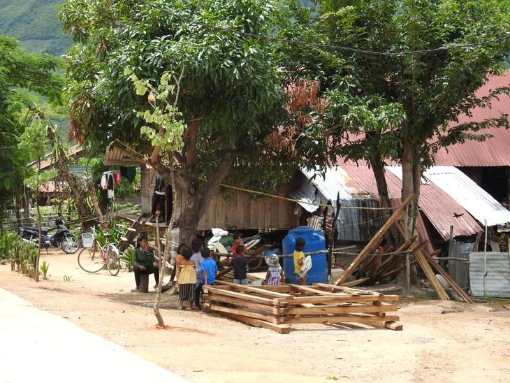 在传奇的东长山路旁的生态旅游村--桥村的发展前景 - ảnh 1