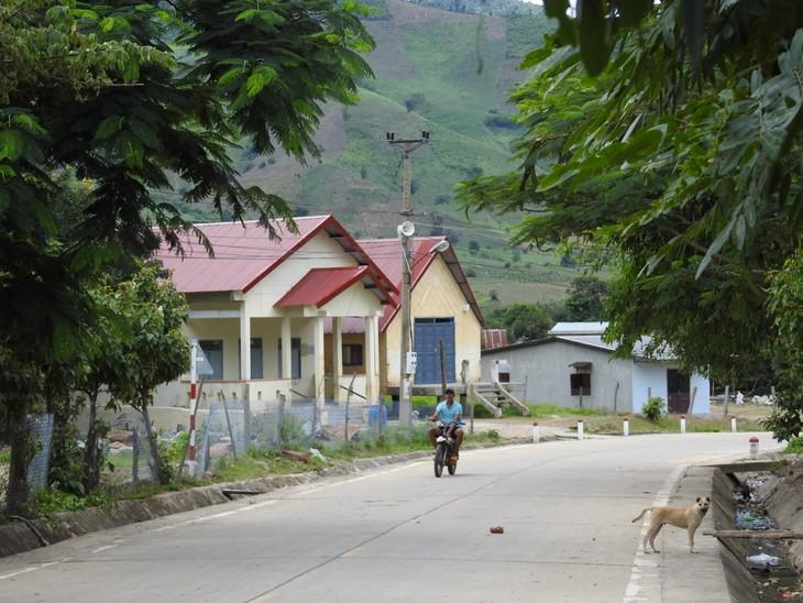 在传奇的东长山路旁的生态旅游村--桥村的发展前景 - ảnh 2