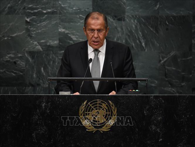俄罗斯谴责美国有关《全面禁止核试验条约》的观点 - ảnh 1