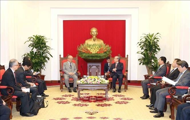 越南一向把日本视为首要伙伴 - ảnh 1