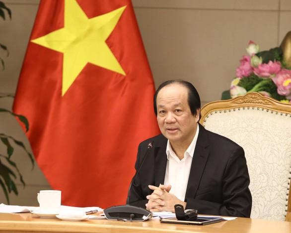梅进勇部长:社会隔离意味着与社会保持距离 - ảnh 1