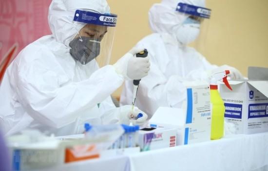 越南基本能满足新冠病毒检测需要 - ảnh 1