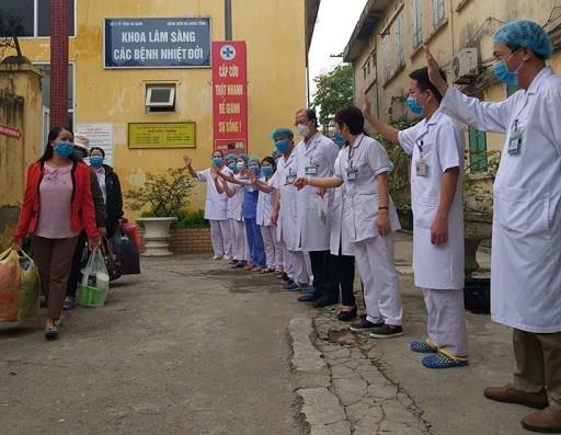 越南无新增新冠肺炎确诊病例  5人治愈后再检呈阳性 - ảnh 1