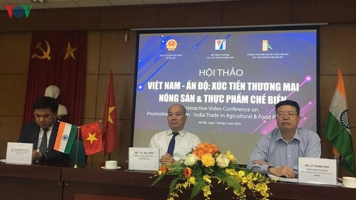 越南农产品和加工食品将深度开发印度潜在市场 - ảnh 1