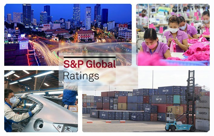 S&P:越南的国家信用评级为BB  前景稳定 - ảnh 1
