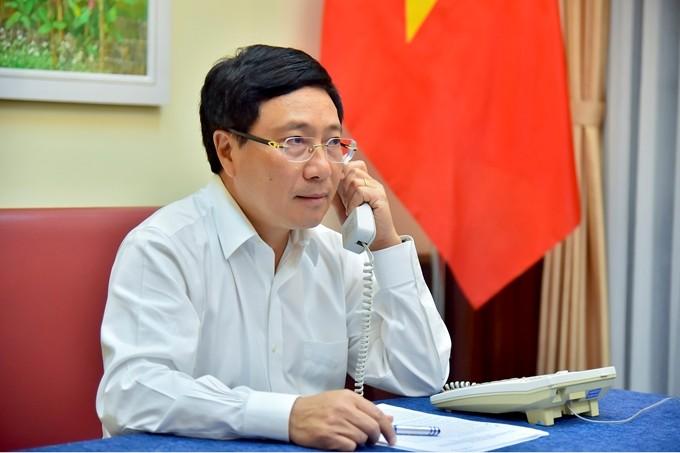 越南和爱尔兰加强双边合作和在多边论坛上的配合 - ảnh 1