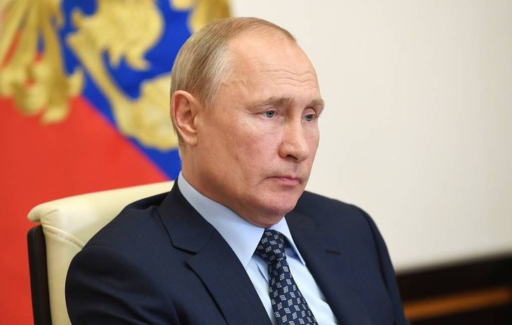 普京:今年10月至11月,俄罗斯或迎第二波疫情 - ảnh 1