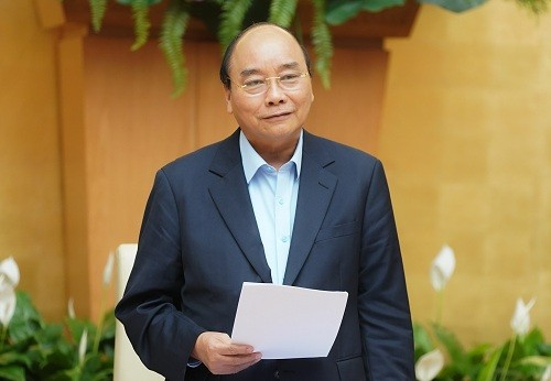 越南政府总理阮春福担任电子政务国家委员会主席 - ảnh 1