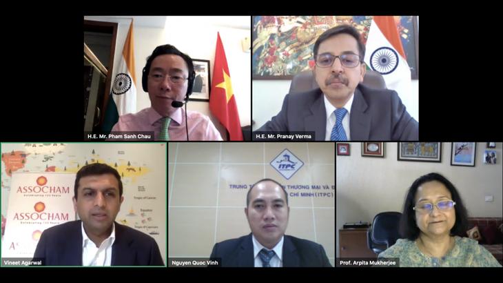 公共外交与印度和越南合作 - ảnh 1