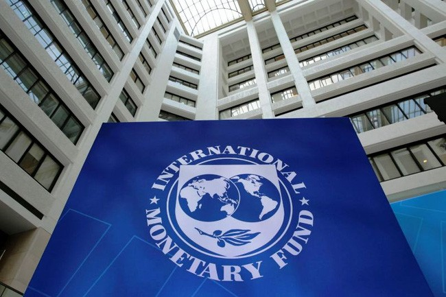 国际货币基金组织料将进一步下调全球经济展望 - ảnh 1