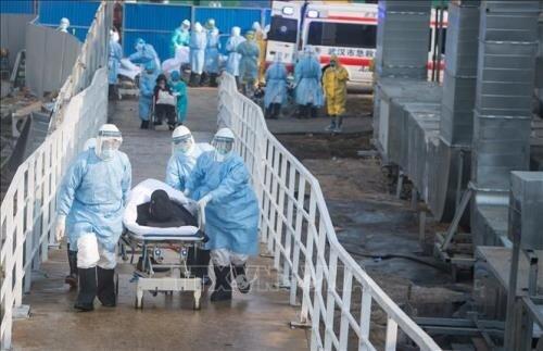 中国加强新冠肺炎疫情防控工作 - ảnh 1