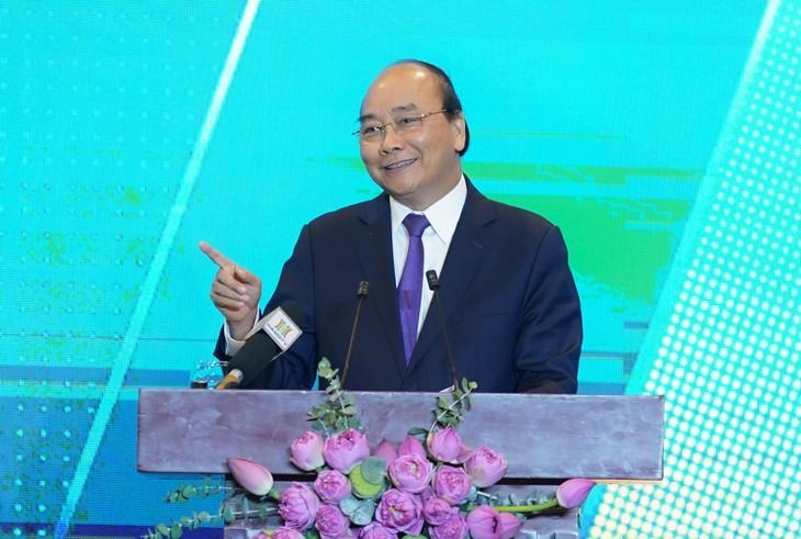 阮春福出席2020年河内-投资合作与发展投资促进会 - ảnh 1