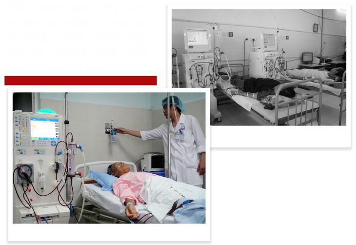 医疗保险是重病患者的可靠保障 - ảnh 1
