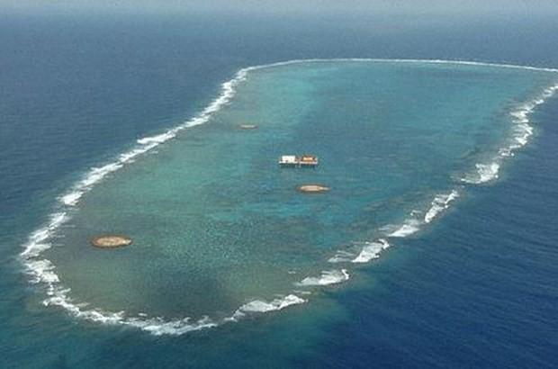 日本就中国船只在冲之鸟岛EEZ调查提出抗议 - ảnh 1