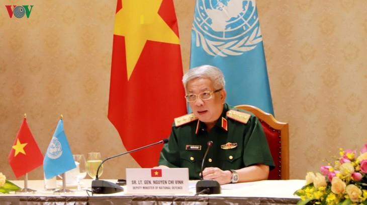 联合国对越南在新冠肺炎疫情防控工作中所做出的努力和取得的良好结果表示赞赏 - ảnh 1