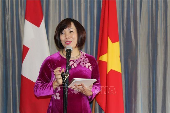 越南与瑞士大力推动经贸合作 - ảnh 1
