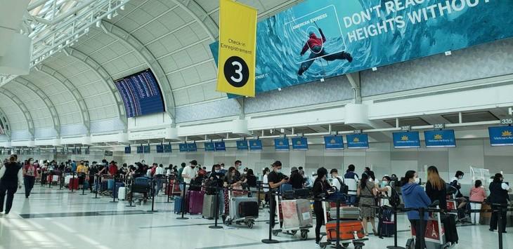 越南将在加拿大的近320名公民接回国 - ảnh 1