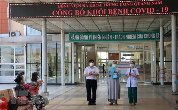 越南再有24例新冠肺炎确诊病例治愈出院 - ảnh 1