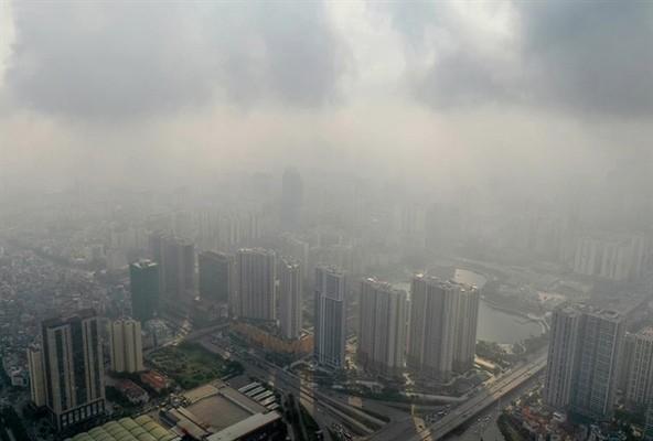 加强控制空气污染 - ảnh 1