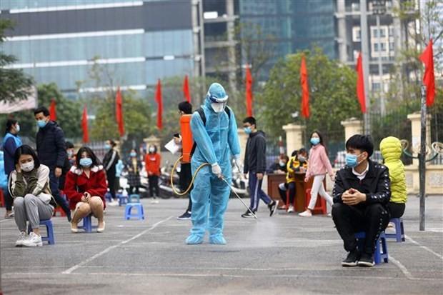 海阳省新增3例新冠肺炎确诊病例 - ảnh 1