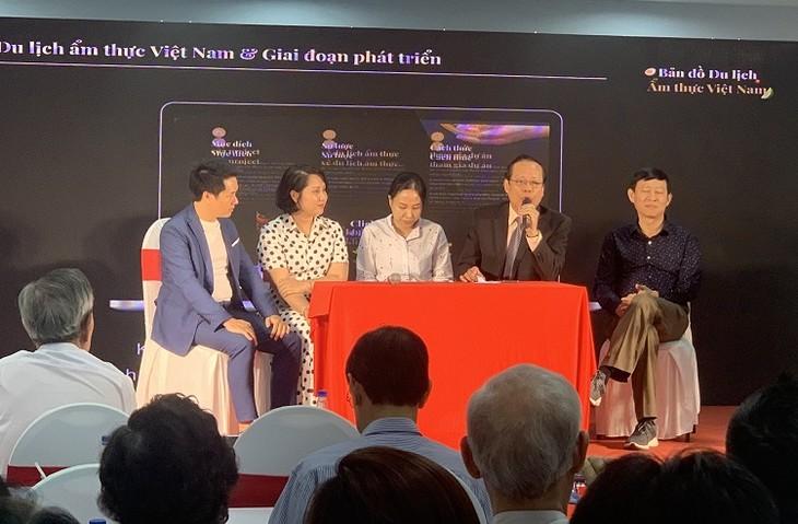 """""""越南美食旅游地图""""项目公布仪式在胡志明市举行 - ảnh 1"""