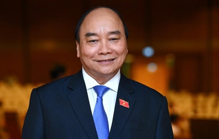 越南国家主席阮春福参选胡志明市国会代表 - ảnh 1