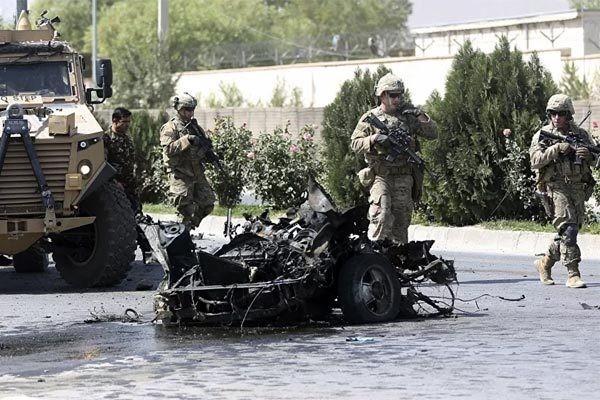 Die USA und NATO starten Abzug aus Afghanistan - ảnh 1
