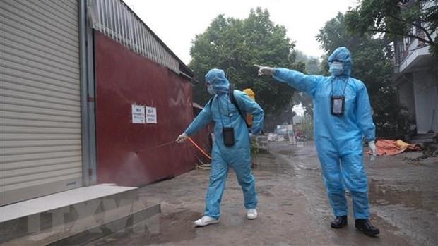 5月3日越南无新增新冠肺炎确诊病例 - ảnh 1