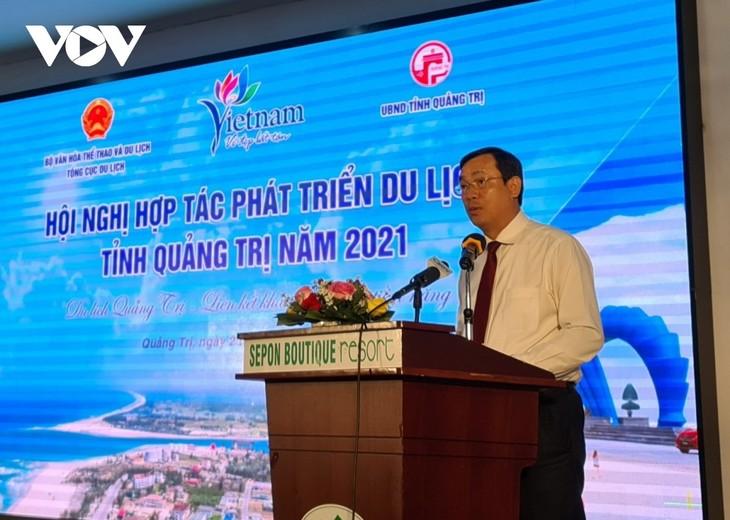 广治省:合作开发旅游潜力和价值 - ảnh 1