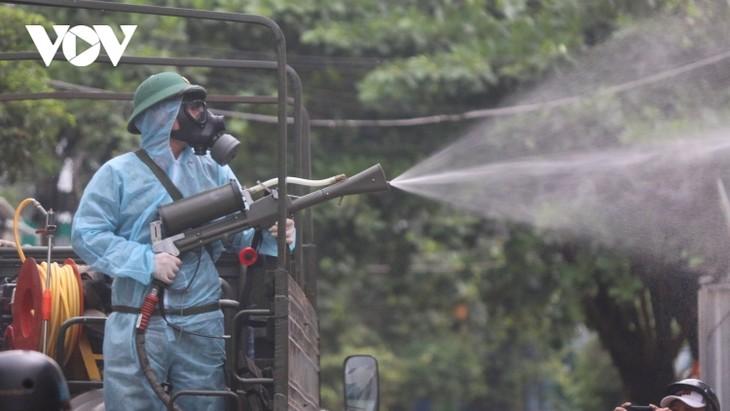 6月8日上午越南新增43例新冠肺炎社区传播病例 - ảnh 1