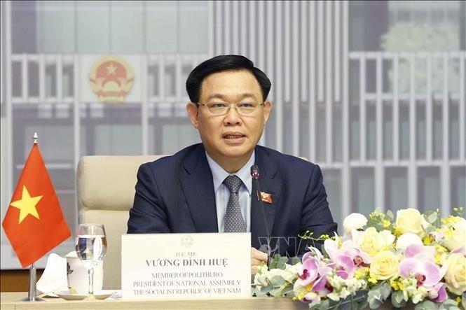 加强越南和柬埔寨传统友好与全面合作关系 - ảnh 1