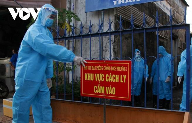 6月15日上午越南新增71例新冠肺炎确诊病例 - ảnh 1