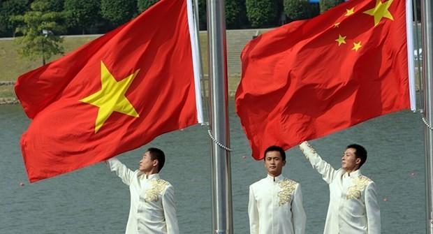 越南共产党和中国共产党的关系视频研讨会 - ảnh 1