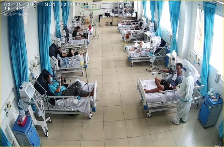 私立医院与胡志明市卫生部门一道防控疫情 - ảnh 1
