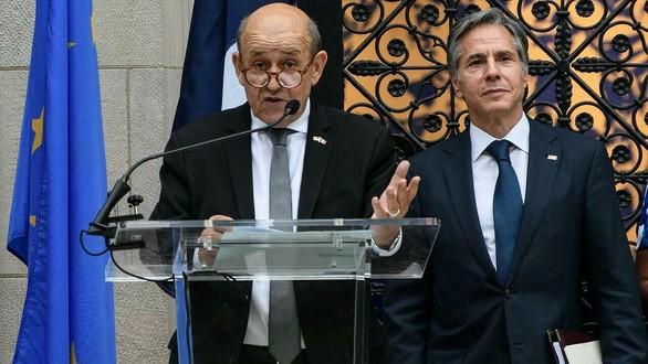 法国外长:法美需要时间来恢复信任 - ảnh 1