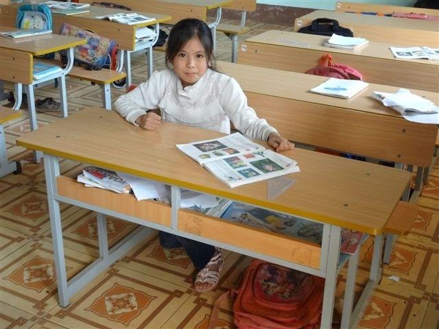 Deutsche Botschaft in Hanoi hilft Schulen in Nghe An bei der Ausstattung - ảnh 1