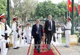 Parlamente Vietnams und Dänemarks wollen besser zusammenarbeiten - ảnh 1