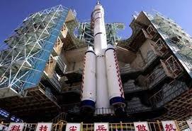 China schickt zwei Satelliten ins All - ảnh 1
