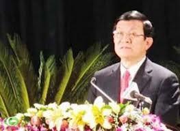Staatspräsident Truong Tan Sang tagt mit der Zentralkommission für Justizreform - ảnh 1