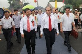 Parlamentspräsident Hung nimmt an Einweihung der Ben Thuy-Brücke 2 teil - ảnh 1