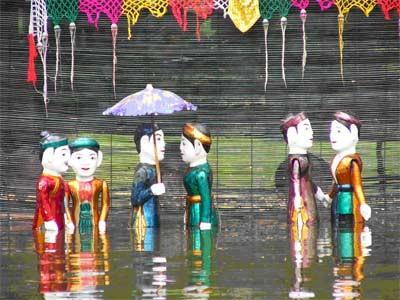 Wasserpuppentheater: eine ganz besondere Theaterkunstform der Vietnamesen - ảnh 1