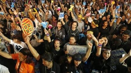 Thailändische Regierung kippt Amnestiegesetz - ảnh 1