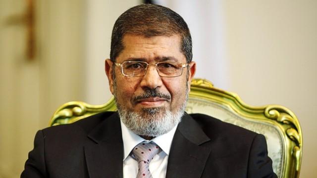 20.000 Sicherheitskräfte für Prozess gegen Ägyptens Ex-Präsidenten Mohammed Mursi - ảnh 1