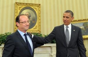 USA und Frankreich betonen ihre traditionelle Partnerschaft - ảnh 1