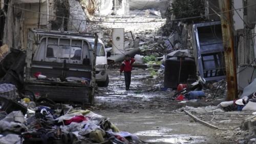 Rund 80 aufständische Kämpfer in Homs getötet - ảnh 1