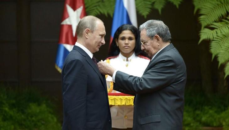 Russland baut vier Wärmekraftwerke in Kuba - ảnh 1