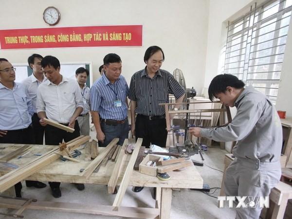 ASEAN-Berufswettbewerb: Vietnam ist bereit für den ersten Platz - ảnh 1
